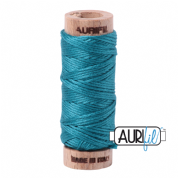 Aurifloss - 6-strand cotton floss - 4182 (Dark Turquoise)